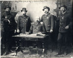 Day police force, 1885