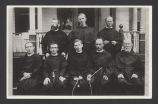 Group of priests