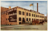 Creamery butter exclusively, Omaha, U.S.A.