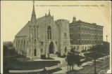 St. John's Cathedral and Creighton College, Omaha, Neb.