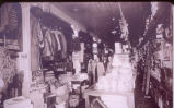 Interior of H. A. Sander Store, Papillion, Nebraska