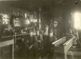 Ludgren Brothers Machine Shop, interior view